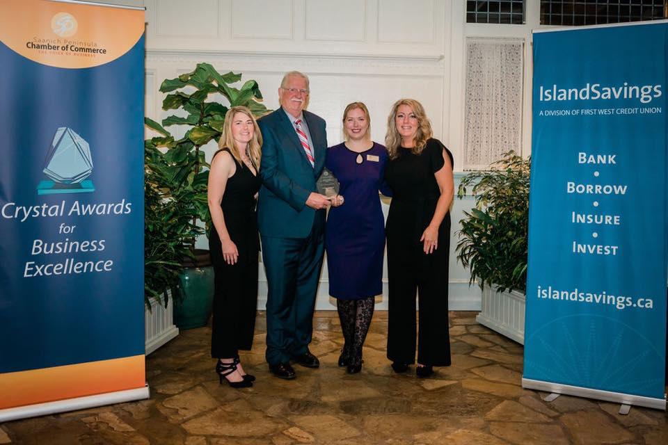 Sidney Museum wins Crystal Award